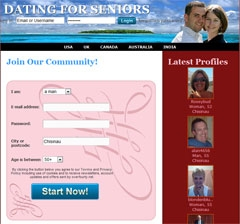 Best Seniors Dating Site